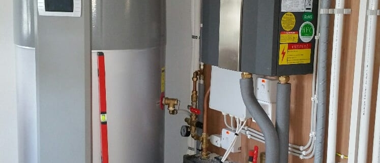 Water and Air Heat Pumps