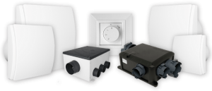 On Demand Control Ventilation Systems