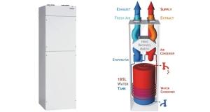 Exhaust Hot Water Heat Pumps